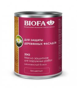 Увеличить Biofa(Биофа)2043 Масло защитное для наружных работ с антисептиком