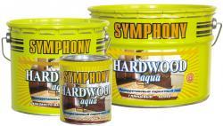 Увеличить Лак для паркета Hardwood-Aqua Simphony (Хард-Вуд аква Симфония)