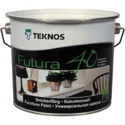Увеличить Teknos Futura 40 (Текнос Футура 40)