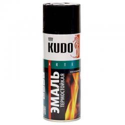 Увеличить Эмаль аэрозоль KUDO термостойкая