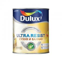 Увеличить Делюкс Ультра Резист кухня и ванна (Dulux Ultra Resist)