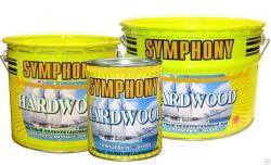 Увеличить Лак яхтный Hardwood-Yaht Simphony (Хард-Вуд яхтный Симфония)