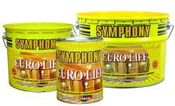 Увеличить  Водоэмульсионная краска шелк-матоваая Simphony Euro-Life (Симфония Евро-лайф)
