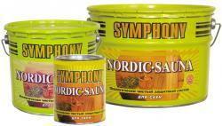 Увеличить Защитный состав для бань и саун Nordic-Sauna Simphony (Нордик-Сауна Симфония)