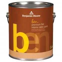 Увеличить Benjamin Moor Ben Interior Flat Finish 625