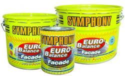 Увеличить Фасадная краска Евробаланс фасад Силоксан Симфония