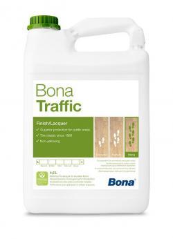 Увеличить Паркетный лак Bona Traffic(Бона Трэффик) 2К
