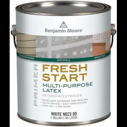 Увеличить Benjamin Moore Fresh Start 100% Acrylic Primer 023