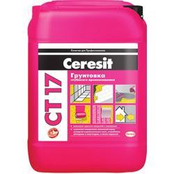 Увеличить Ceresit CT 17 (Церезит СТ 17) Грунт универсальный