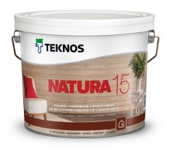 Увеличить Teknos Natura lakka 15 ( Текнос Натура лакка)