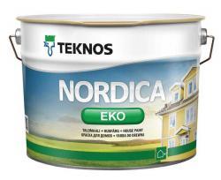 Увеличить Teknos  Nordica ( Текнос Нордика Эко )