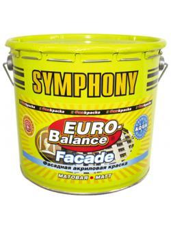 Увеличить Фасадная краска Евробаланс фасад аква Симфония