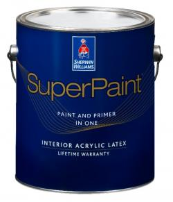 Увеличить Sherwin Williams Super Paint (Шервин Вилльямс СуперПэйнт)