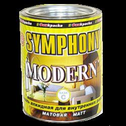 Увеличить Эмаль универсальная полуматовая Modern Simphony (Модерн Симфония)