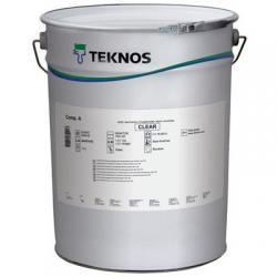 Увеличить Teknos Teknokoat Aqua 2550 (Текнос Текнокоат 2550) акриловый лак по дереву
