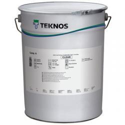 Увеличить Teknos Aqua Primer 2900-02 Водоразбавляемая грунтовка по дереву (Текнос аква праймер)