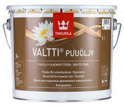 Увеличить Tikkurila Valtti Puuoljy (Тиккурила Валтти Пуйоли) масло для дерева