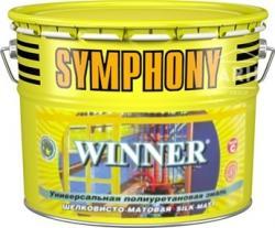 Увеличить Антикоррозионная Эмаль Symphony Winner (Симфония Виннер)