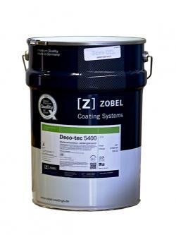Увеличить Zobel Decotec 5400 (Зобель Декотек 5400 лак фасадный)